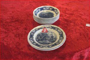 Engelske tallerkener