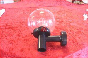 Udendørs lampe